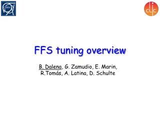 FFS tuning overview