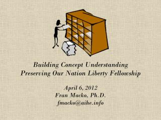 Building Concept Understanding Preserving Our Nation Liberty Fellowship