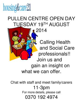 wcc pullen centre open day august 2014 professionals