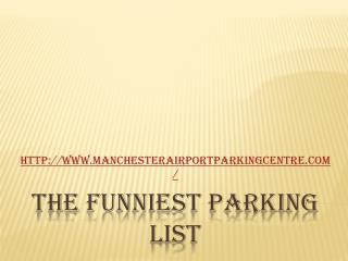 Funniest Parking