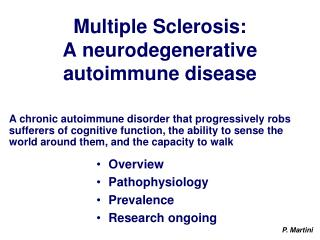 a report on multiple sclerosis a chronic disease Multiple sclerosis (ms) is an immune-mediated inflammatory disease that attacks myelinated axons in the central nervous system, destroying the myelin and chronic cerebrospinal venous insufficiency and iron deposition on susceptibility-weighted imaging in patients with multiple sclerosis: a pilot.