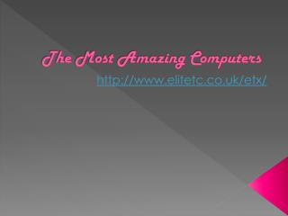 Awesome Computers