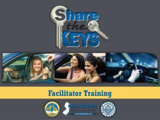 Facilitator Training