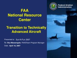 FAA National Resource Center