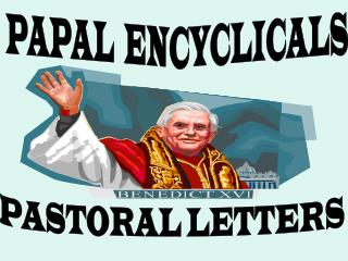 PAPAL  ENCYCLICALS
