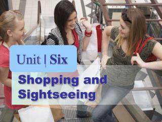 Unit |  Six