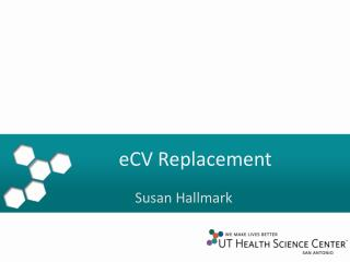 eCV Replacement