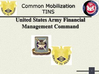 United States Army Financial Management Command