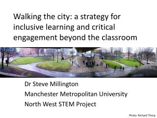 Walking the city: a strategy for inclusive learning and critical engagement beyond the classroom