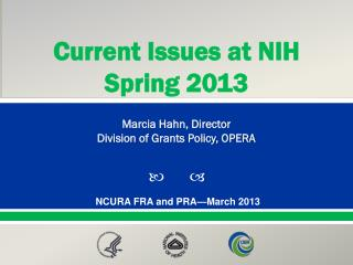 NCURA FRA and PRA—March 2013