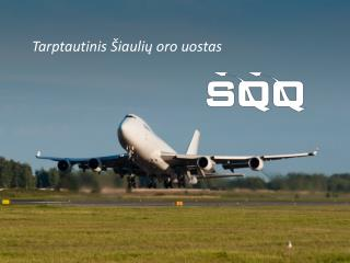 Tarptautinis Šiaulių oro uostas