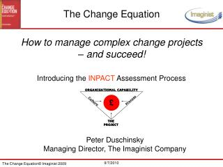 Introducing the  INPACT  Assessment Process