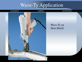 Wave-Ty Application