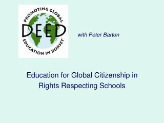 Education for Global Citizenship in Rights Respecting Schools