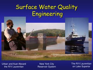 Surface Water Quality Engineering