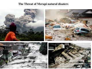 Explosive eruption