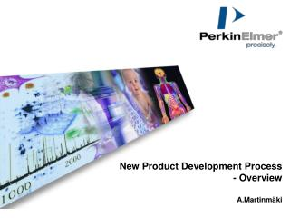 New Product Development Process - Overview