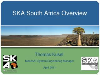 SKA South Africa Overview