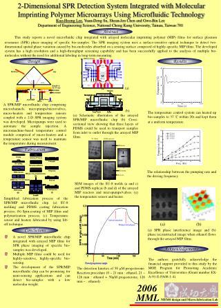 MEMS design and Micro-fabrication Lab