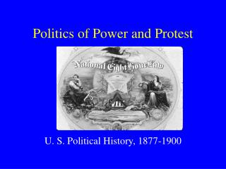 Politics of Power and Protest