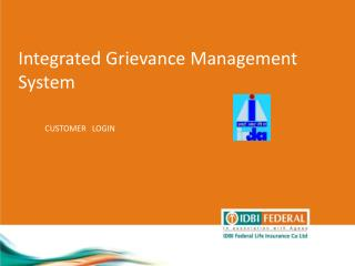 Integrated Grievance Management System