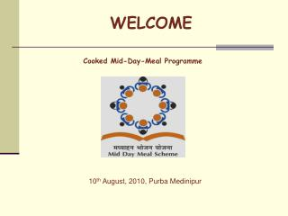 Cooked Mid-Day-Meal Programme