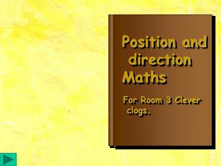 Position and  direction Maths