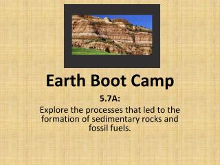 Earth Boot Camp