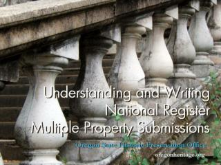 multiple property documents webpres