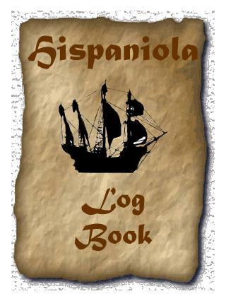 Hispaniola Log Book