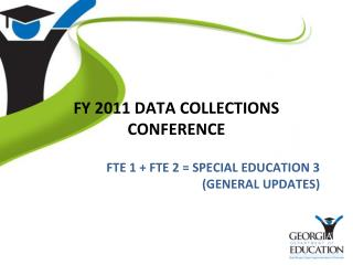 FTE 1 + FTE 2 = Special education 3 (General Updates)