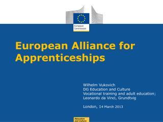 European Alliance for Apprenticeships