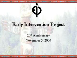 Early Intervention Project