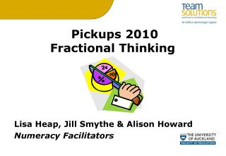 Pickups 2010 Fractional Thinking