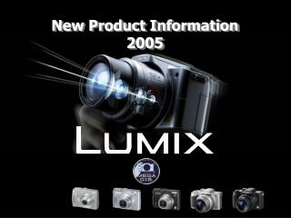 New Product Information  2005