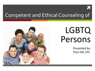 Competent and Ethical Counseling of