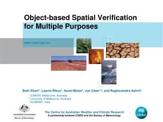 Object-based Spatial Verification for Multiple Purposes