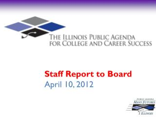 Staff Report to Board  April 10, 2012
