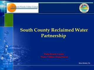 South County Reclaimed Water Partnership