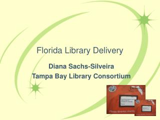 Florida Library Delivery