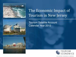 Tourism Satellite Account Calendar Year 2012