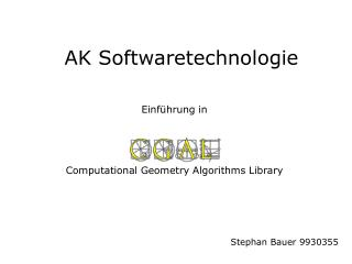 AK Softwaretechnologie