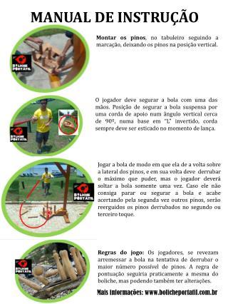 Mais informações: bolicheportatil.br