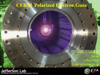 CEBAF Polarized Electron Guns