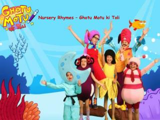 Nursery Rhymes in English and Hindi Videos