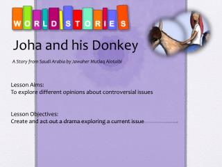 Joha and his Donkey