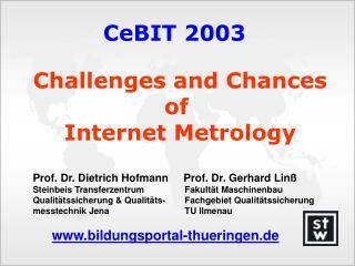 CeBIT 2003