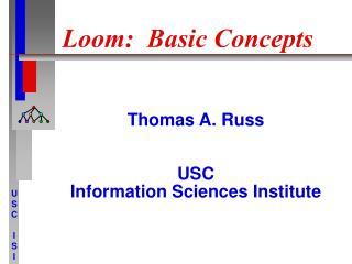 Loom: Basic Concepts