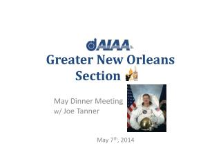 Greater New Orleans           Section