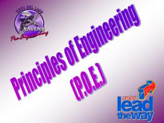 Principles of Engineering (P.O.E.)